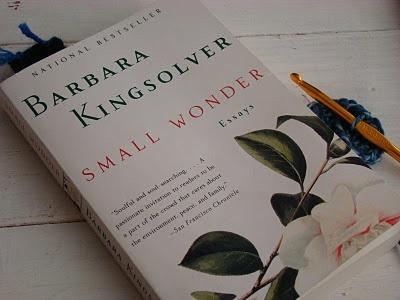 barbara kingsolver essays small wonder
