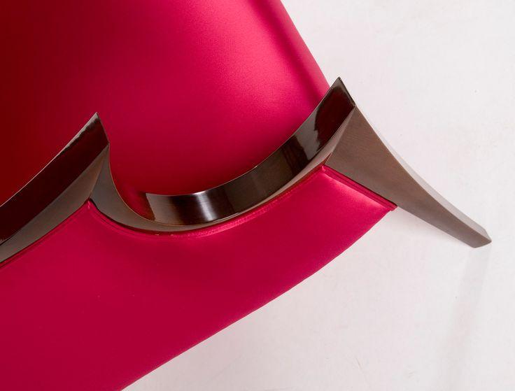 Sensuality Detail www.bateye.com #bateye #bateyecollection #bateyepieces #luxury #luxuryfurniture #chair