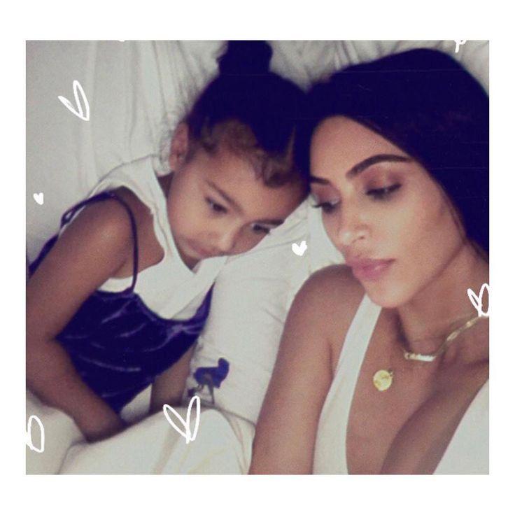 "2,626 Likes, 4 Comments - North West Official ™ (@_north.west_) on Instagram: ""North & Kim  #northwest #kimkardashianwest #kimkardashian"""