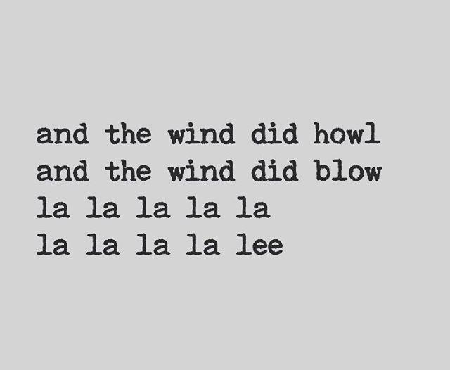 By RPP - The Nick Cave Typewriter: Henry Lee, Murder Ballads