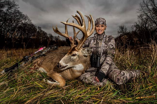 The Crush with Lee & Tiffany is one of the most popular outdoor shows on TV today. Here, Tiffany Lakosky reveals her greatest hunting accomplishment so far.
