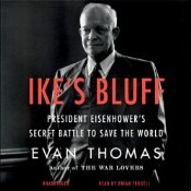 Upon assuming the presidency in 1953, Dwight Eisenhower came to be seen by many as a doddering lightweight. Yet behind the bland smile and apparent simplemindedness was a brilliant, intellectual tactician. As Evan Thomas reveals in his provocative examination of Ike's White House years, Eisenhower was a master of calculated duplicity. As with his bridge and poker games he was eventually forced to stop playing, Ike could be patient and ruthless in the con, and generous and expedient in his…