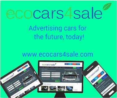 Buy or Sell your next Eco, Electric, Hybrid, Hydrogen Car.