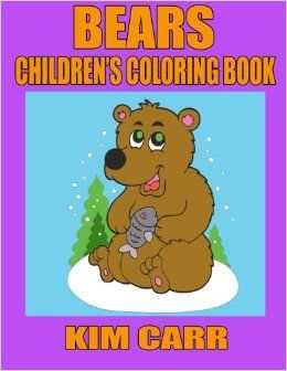 The Bears Children's Coloring Book can keep your children occupied for hours, coloring their favorite cartoon bears. Coloring at such a young age is great for cognitive, fine motor skill development while they learn to color in the lines and make their parents their own beautifully colored pictures filled with love.