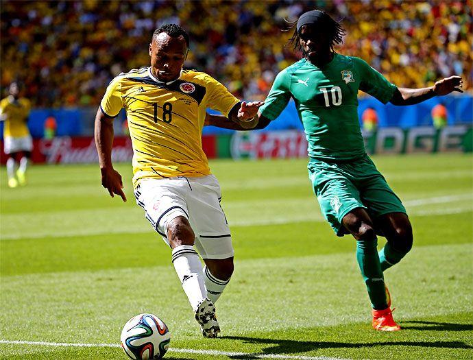 En detalle, las mejores jugadas de Colombia vs. Costa de Marfil en Brasil 2014 | EL PAIS #VamosColombia  #Brasil2014