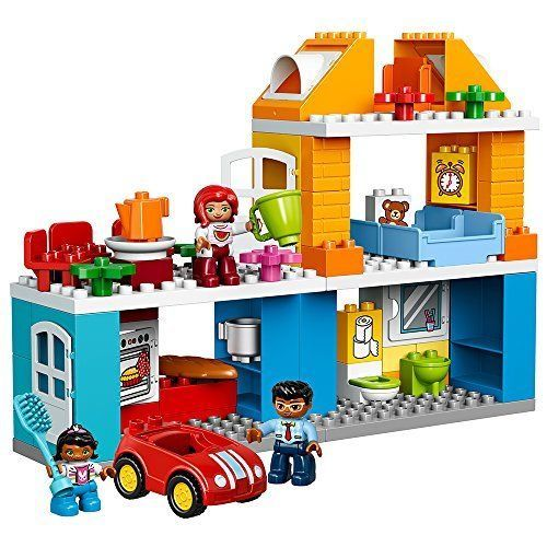 Building Block Toys My Town Family House Gift for Toddlers Boy & Girl LEGO Duplo #LEGO