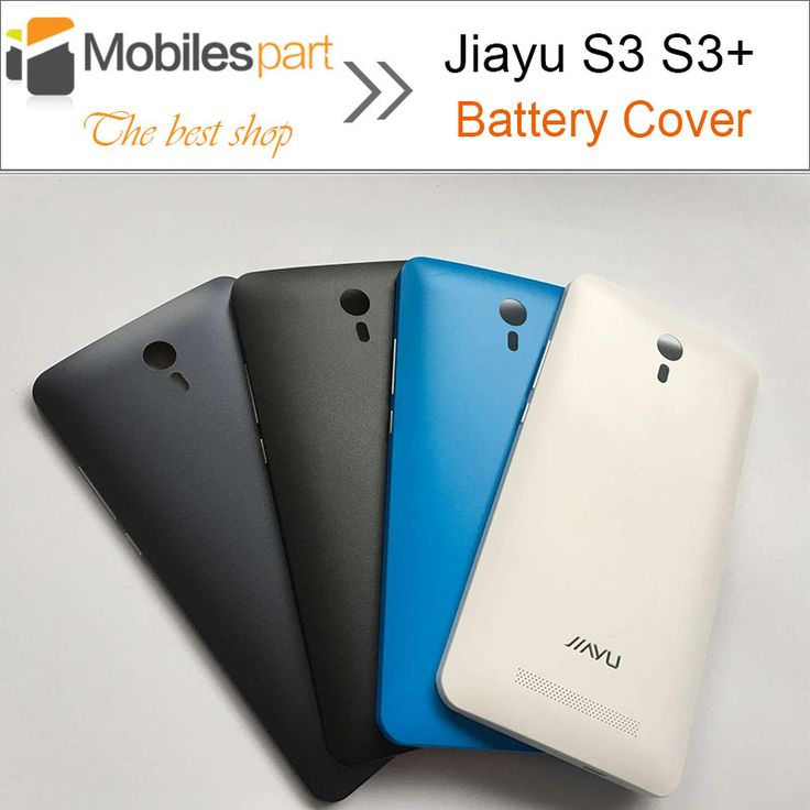 Jiayu S3 battery case 100% original High Quality battery Cover Back Case for Jiayu S3 S3+ Smartphone Free Shipping #clothing,#shoes,#jewelry,#women,#men,#hats,#watches,#belts,#fashion,#style