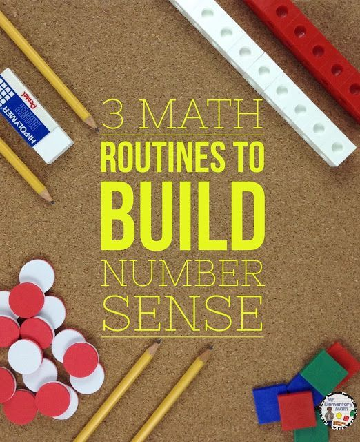 Discover 3 strategies that you can instantly use in your classroom to support number sense and place value. Math routines and ideas for primary and upper grades.