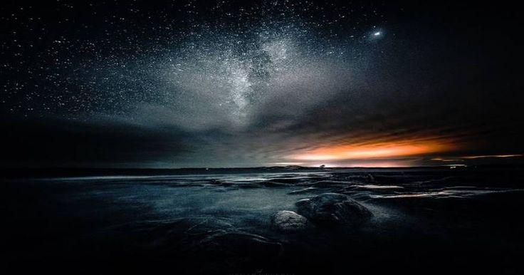 Ο έναστρος ουρανός στο φακό του φωτογράφου (φωτό)