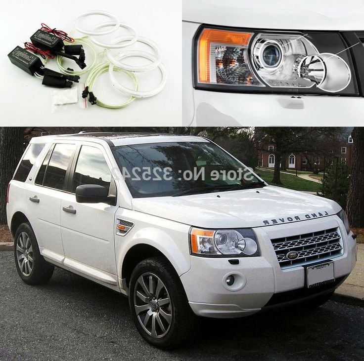 1000+ Ideas About Land Rover Freelander On Pinterest