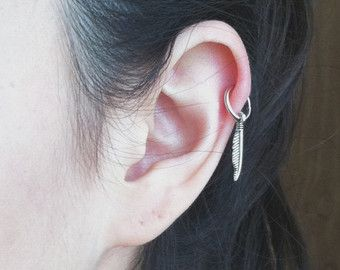 Helix Piercing - for sure the next spot I want on my ear pierced.