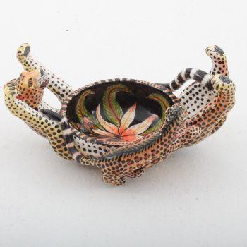 Ardmore Ceramics Leopard Ramekin