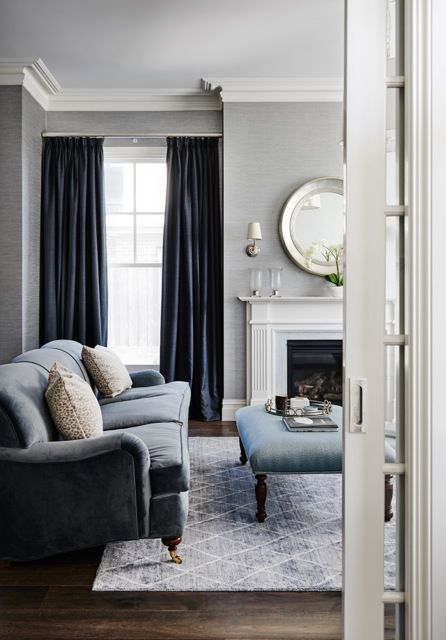 Sharing some of my tips for choosing curtains and blinds. Gallerie B