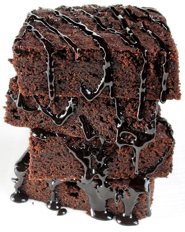 Vegan chocolate brownies #recipe – Coffee & Vanilla ⚓Margot