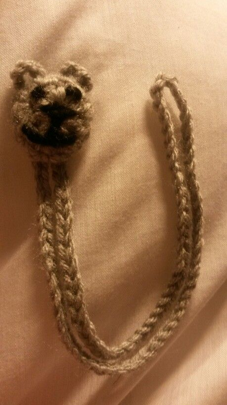 Made this pacifier clip for grandson