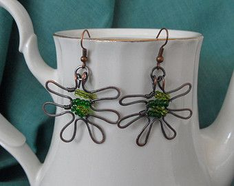 Handmade jewellery by BeaArtistic  https://www.etsy.com/your/shops/BeaArtistic/tools/listings/199199444