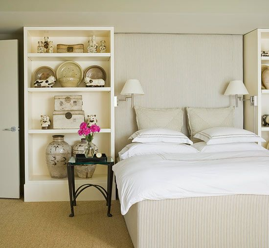 17 best images about ideal bedrooms on pinterest master for Beautiful neutral bedrooms