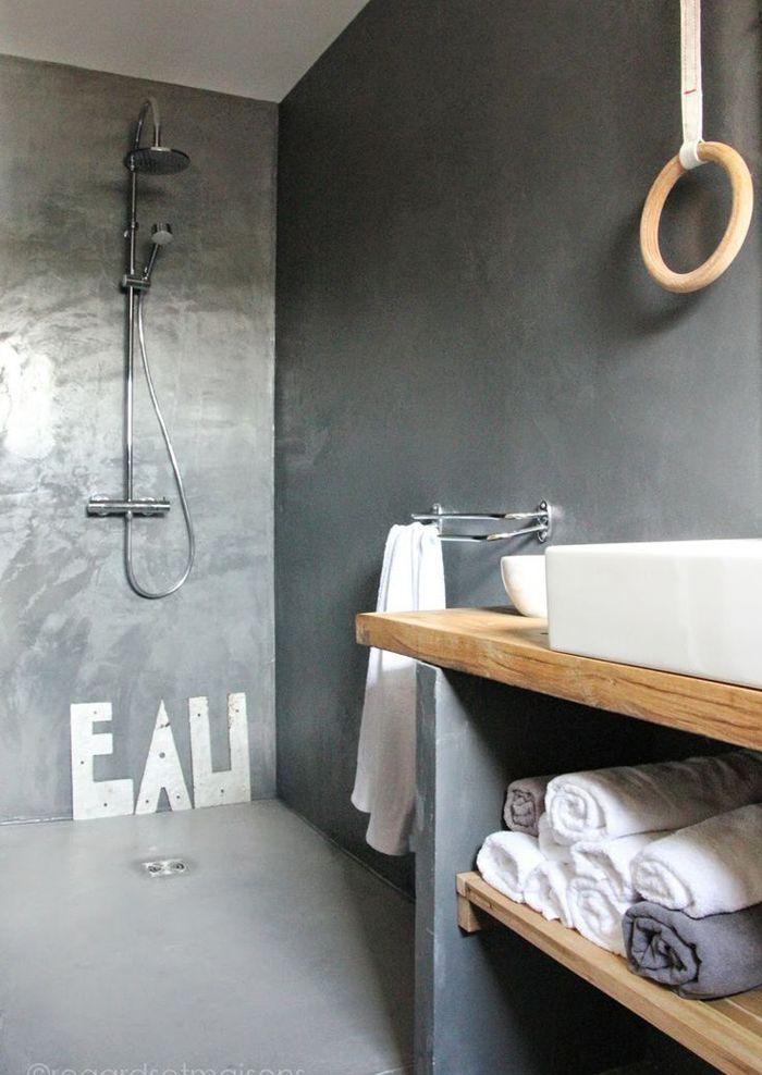 Deco 33 style ba o g pinterest salle de bains for Sdb deco