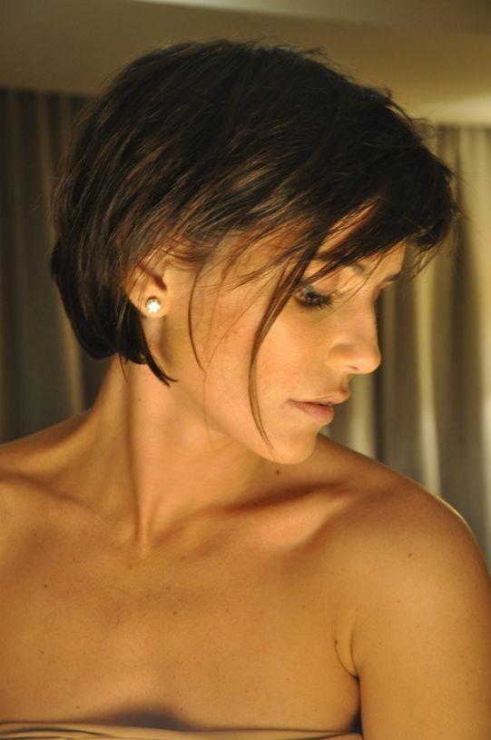 O novo corte de Deborah Secco inspira ladies que querem cabelos curtos   Lady