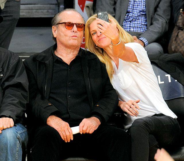 "Jack Nicholson: Say ""cheese"", Jack!"