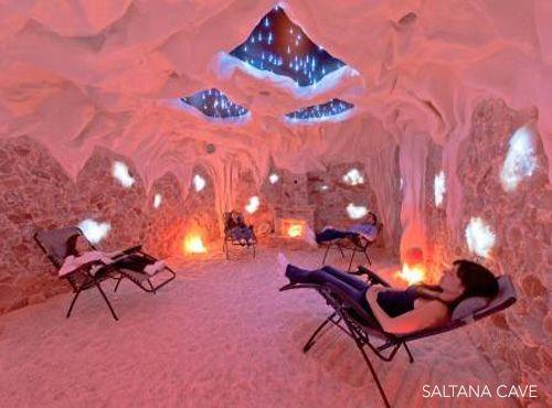 29 Best Salt Room Designs Images On Pinterest Salt Cave