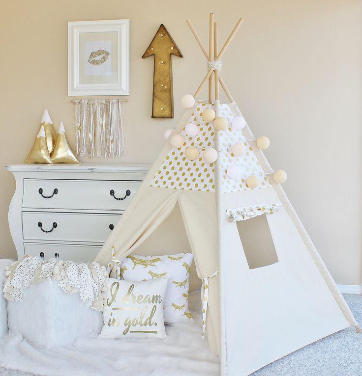 the 25 best teepee play tent ideas on pinterest kids. Black Bedroom Furniture Sets. Home Design Ideas