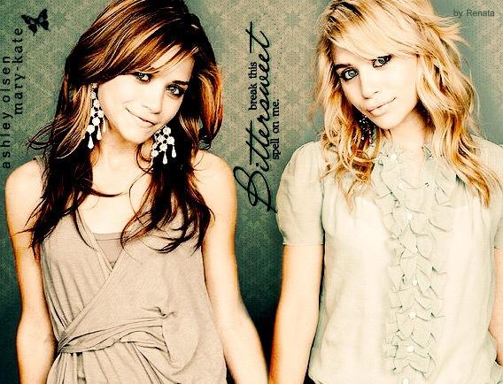 Lesbian olsen twins — img 1