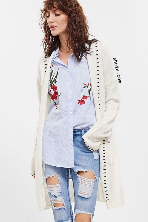 Search embroidery blouse & ripped jeans to create your own style! All can be found.