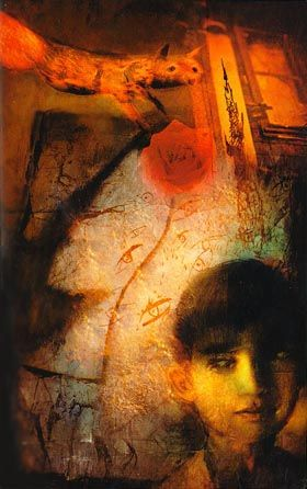 The Fottergrafs - The Dark Tower IV: Wizard and Glass (The Artwork of Dave McKean)