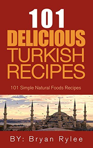 Turkish Recipes Index • Turkey's For Life