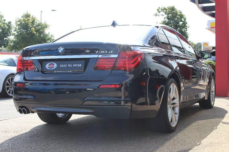 BMW 7 SERIES 3.0 730d M Sport 4dr (start/stop)
