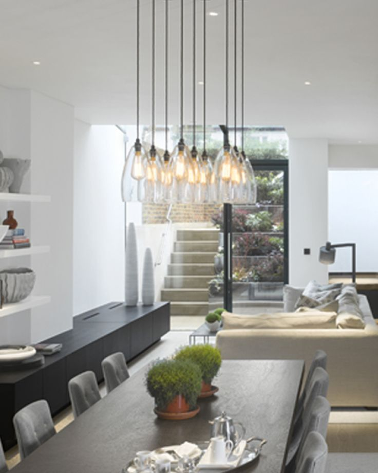 Best Clear Glass Pendant Light Ideas On Pinterest Glass