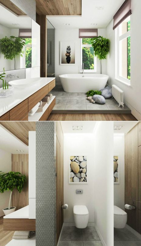 Best BATHROOM Images On Pinterest Architecture Bathroom - An in depth look at 8 luxury bathrooms