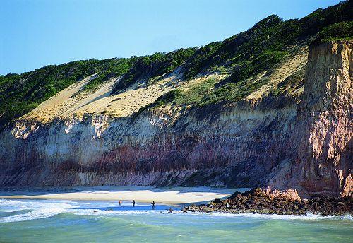 Praia de Pipa - Natal, Rio Grande do Norte, Brasil.