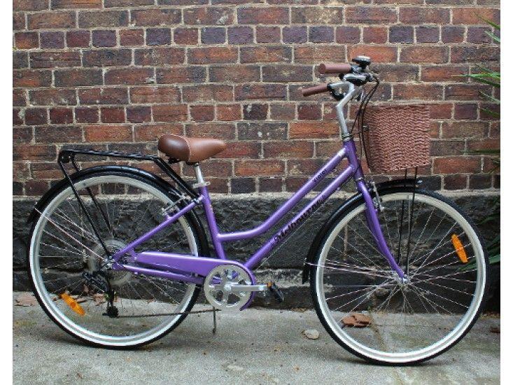 Melbourne Violet   Melbourne Bicycle Centre