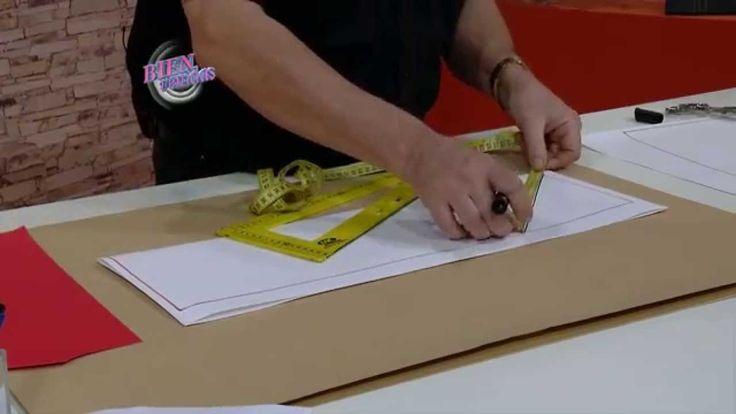 Hermenegildo Zampar - Bienvenidas TV en HD - Explica la manga sastre