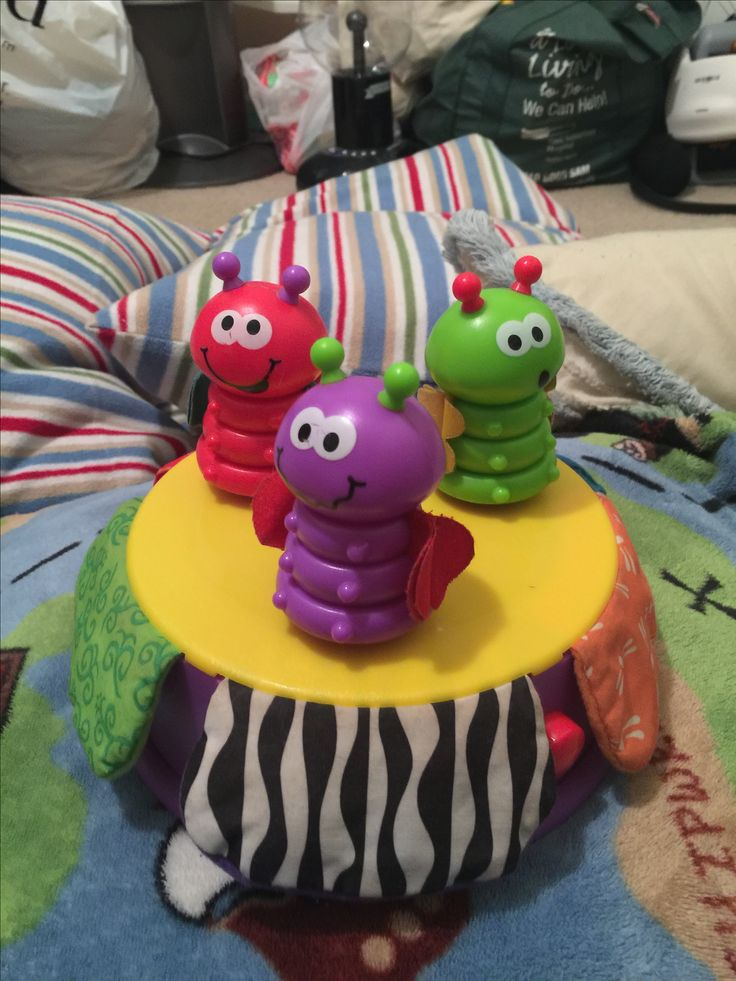 Sing And Spin Bugs By Lamaze Shown In Baby Mozart Newer