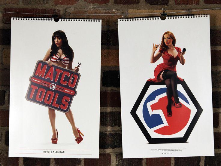 Calendar Design Tool : Best matco s calendar girls images on pinterest