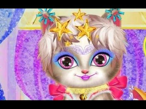 Pet Cat Make Up Salon - Android gameplay lemonbab  Movie  apps  free  ki...