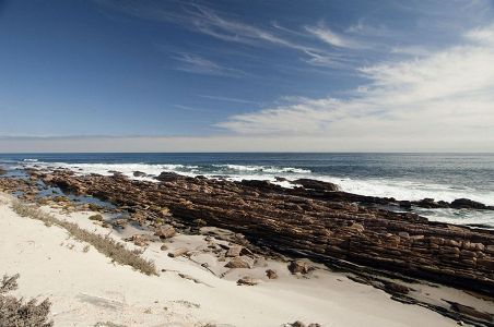 From its days as a copper port to its current life as a diamond-and-fishing centre, Port Nolloth has always projected an image of romance and adventure.