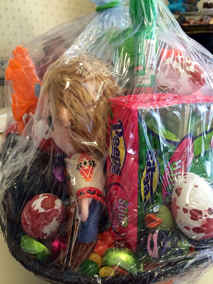 23 best easter baskets images on pinterest easter baskets easter the walking dead easter basket 5 negle Gallery