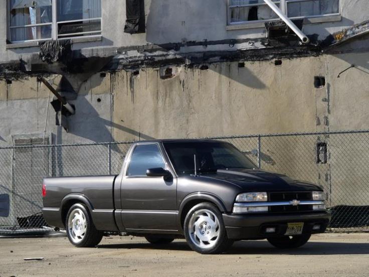 Corvette wheels. Chevy S10 & GMC S15 Pickups