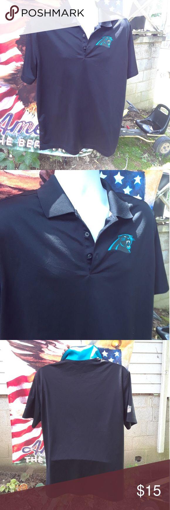 Selling this Caroline Panthers men's shirt size Large on Poshmark! My username is: alicesales. #shopmycloset #poshmark #fashion #shopping #style #forsale #NFL #Other