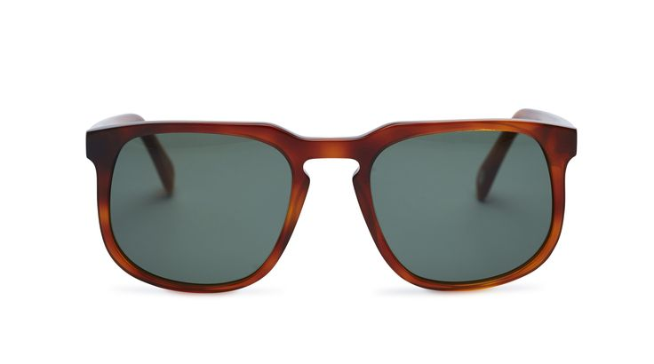 Dino - Whiskey Havana / Green Lens from Pacifico Optical