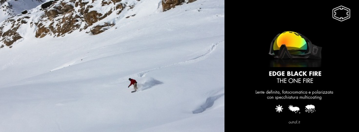 Edge Black Fire - THE ONE -  #snow #snowboard #outof #snowboard