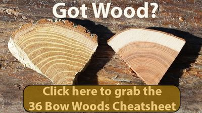 Want to know what wood to use for your bow? Click the picture!