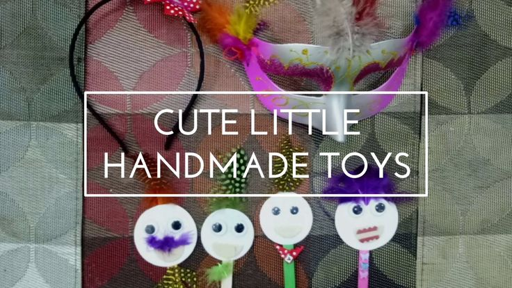 Crafty Carissa - Cute Little Handmade Toys