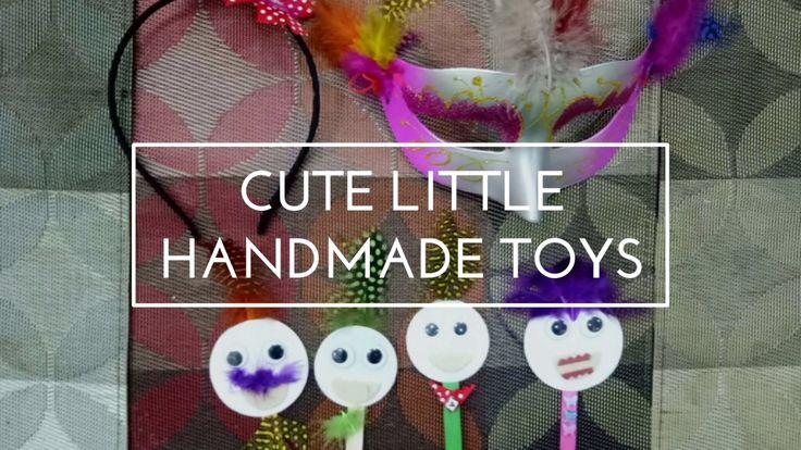 Crafty Carissa - Cute Little Handmade Toys