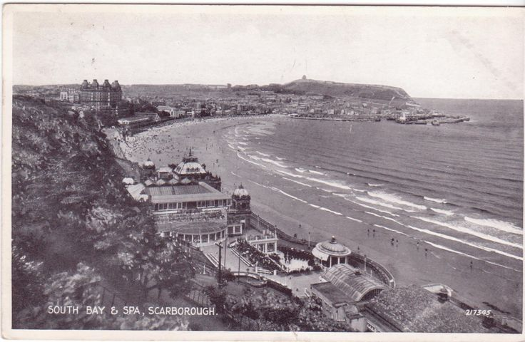 Scarborough South Bay and Spa 1953