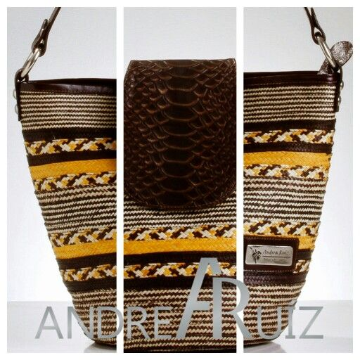 Colombian product handmade by the designer Andrea Ruíz